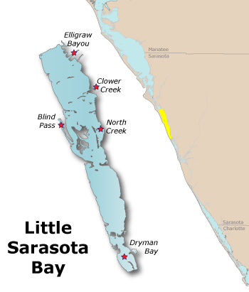 Bay Location Map