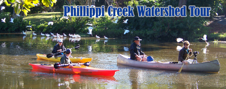 Phillippi Creek Watershed Tour